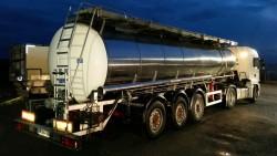 Produit de Transport citerne (alimentaire et solution azotée)