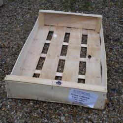Produit de Cagette en bois 1 rang