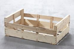 Produit de Cagette bois pour choux fleur