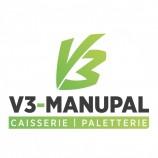 Logo de V3 Manupal