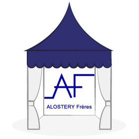 Stand de Alostery Frères