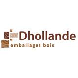 Logo de Dhollande Emballages Bois