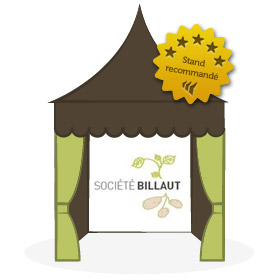 Stand de Société Billaut
