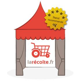 Stand de larécolte.fr