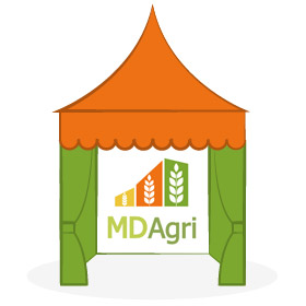 Stand de MD Agri