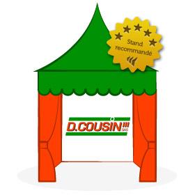 Stand de Transports D. COUSIN