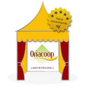 Stand de Oriacoop